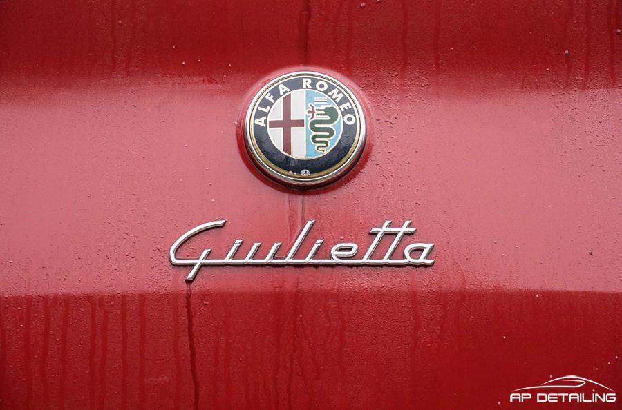 APdetailing - Giulietta, una rossa e capricciosa 17