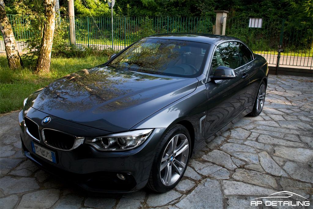 APdetailing - La tedescona si protegge per l'estate (Bmw Serie4 cabrio) _MG_0346