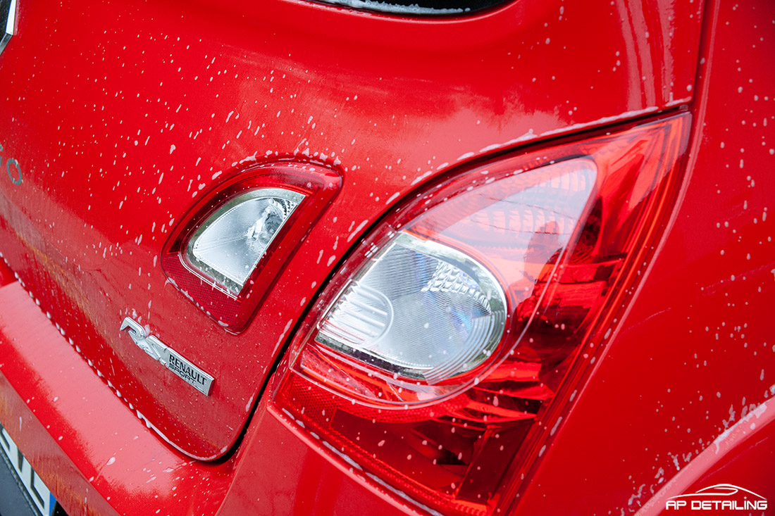 APdetailing - red hot chili pepper - Twingo RS Phase 2 _MG_1181