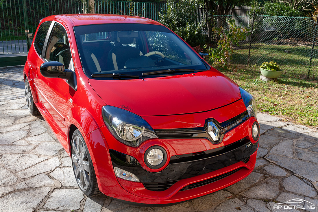APdetailing - red hot chili pepper - Twingo RS Phase 2 _MG_1292