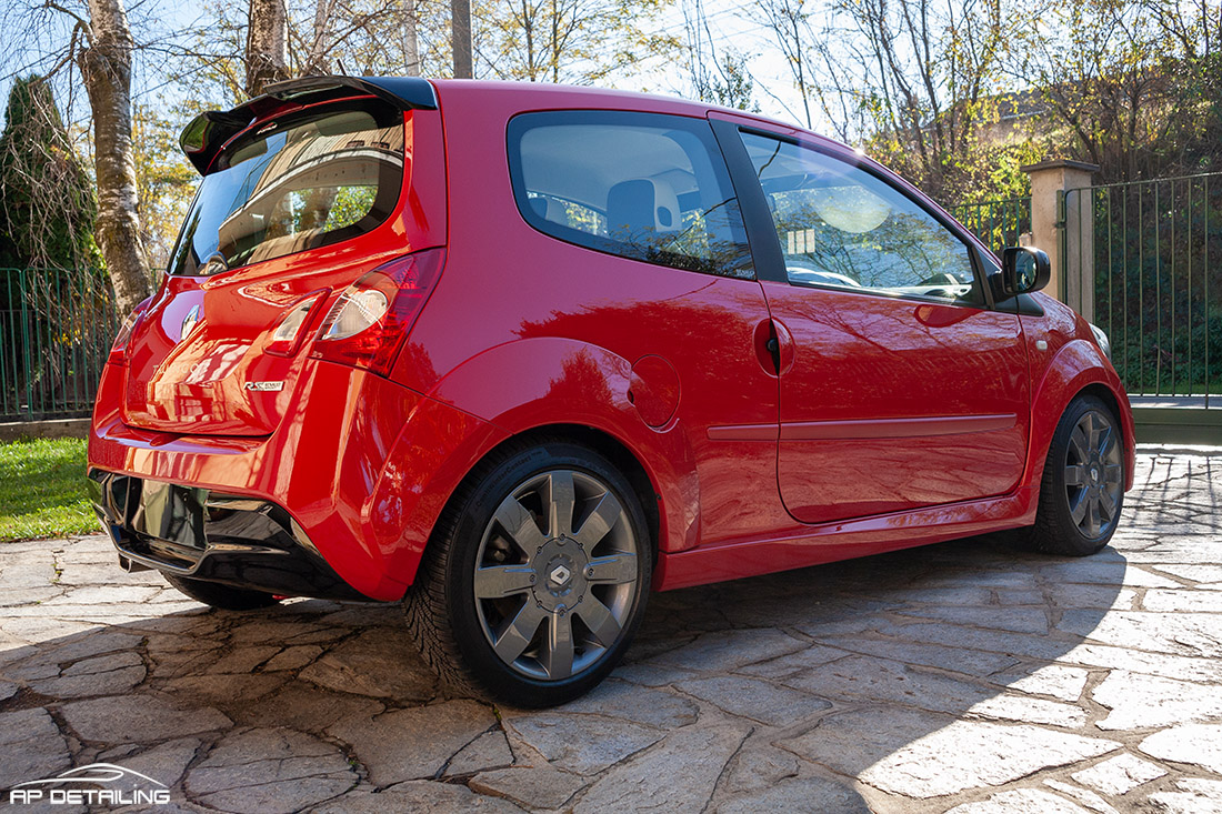 APdetailing - red hot chili pepper - Twingo RS Phase 2 _MG_1303