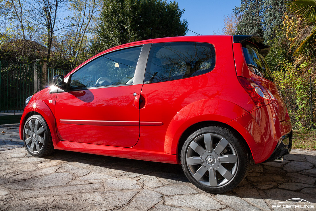 APdetailing - red hot chili pepper - Twingo RS Phase 2 _MG_1305